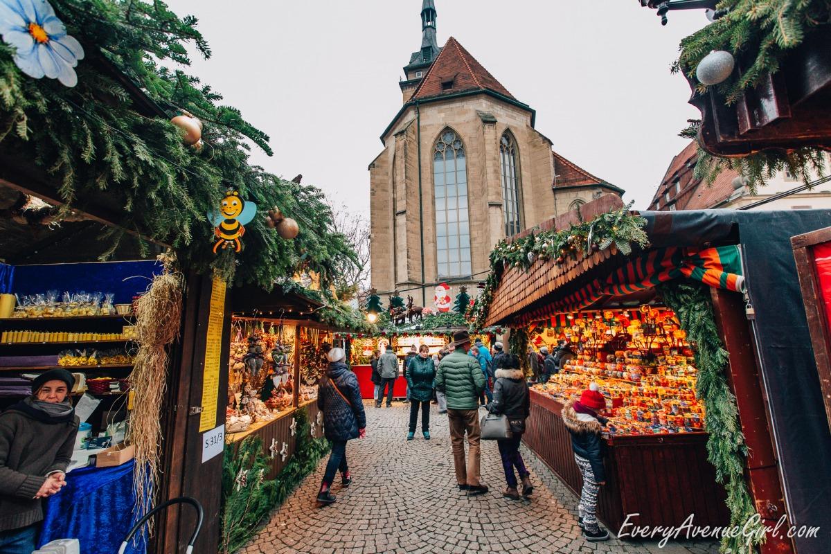 Female travel blog Christmas market 2724