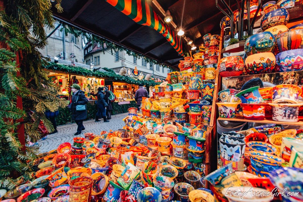 Female travel blog Christmas market 2727