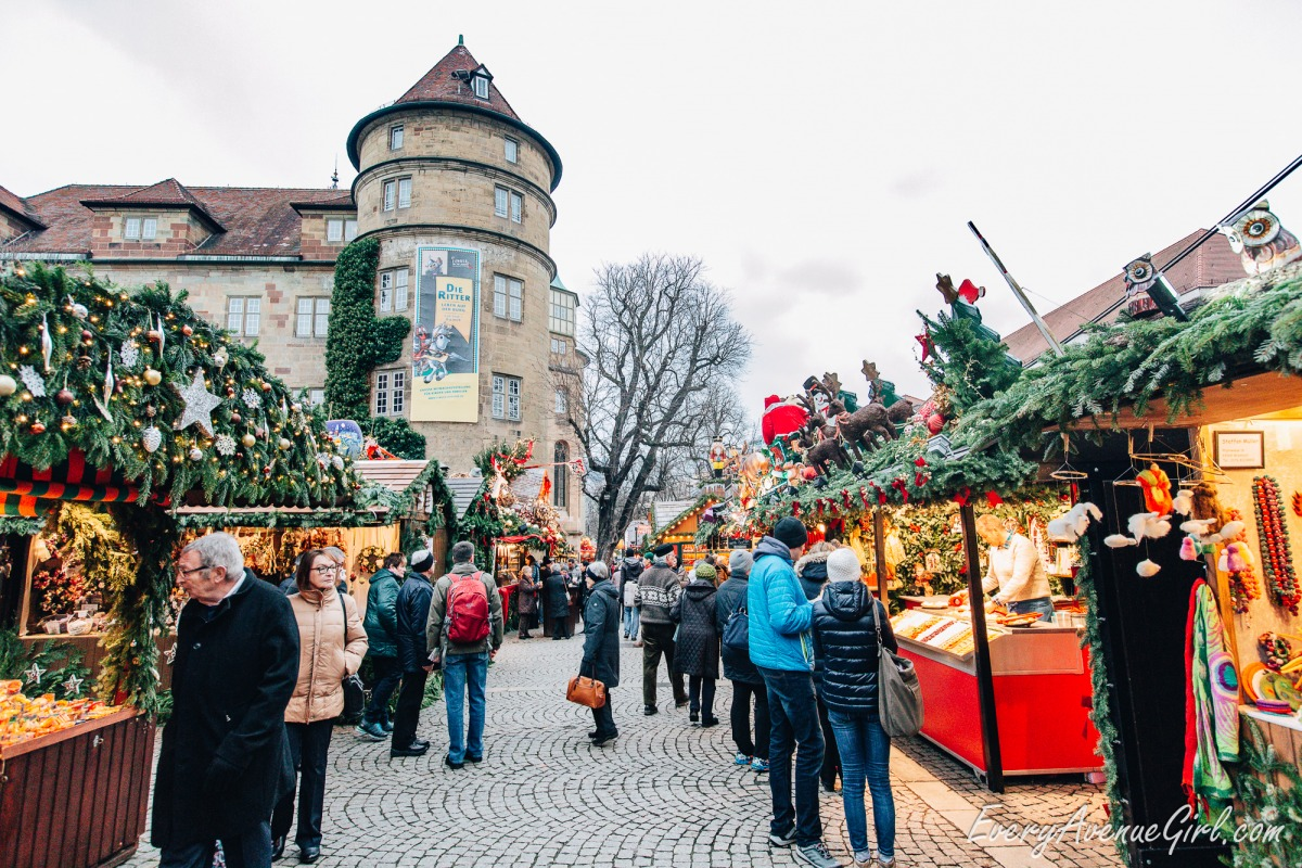 Female travel blog Christmas market 2730