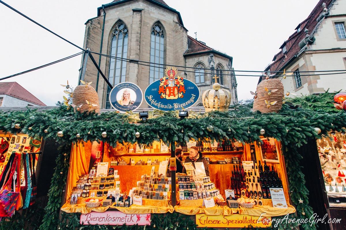 Female travel blog Christmas market 2731
