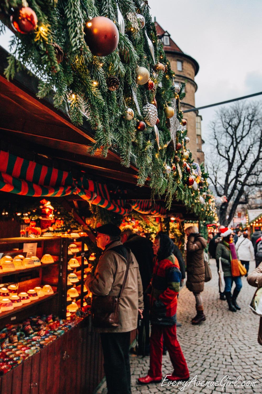 Female travel blog Christmas market 2737