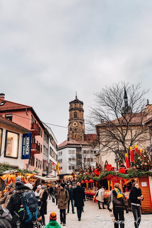 Female travel blog Christmas market 2776
